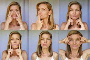 Christina Schmid Gesichtsyoga
